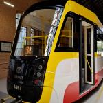 Участие в проекте создания трамвая для города Одесса