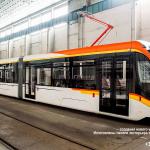 Компания БАРС приняла участие в проекте создания нового украинского трамвая. Изготовлены панели экстерьера и интерьера трамвая