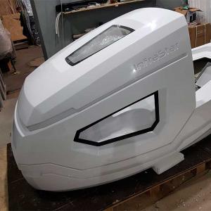 Производство стеклопластиковых корпусов для медицинского и SPA оборудования
